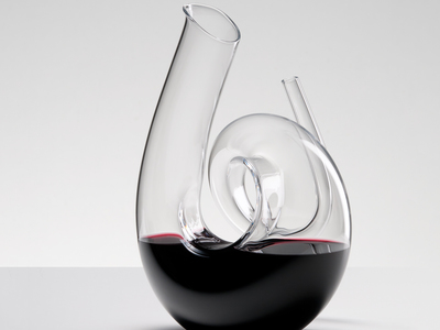 Photo of Riedel Decanters Curly Clear by Touch Of Modern