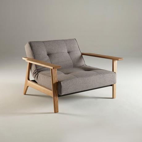 Splitback Chair + Frej Arms