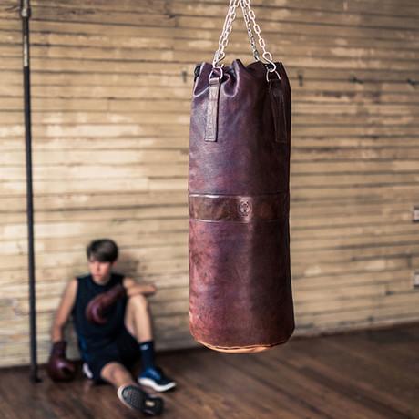 Heritage Heavy Punching Bag