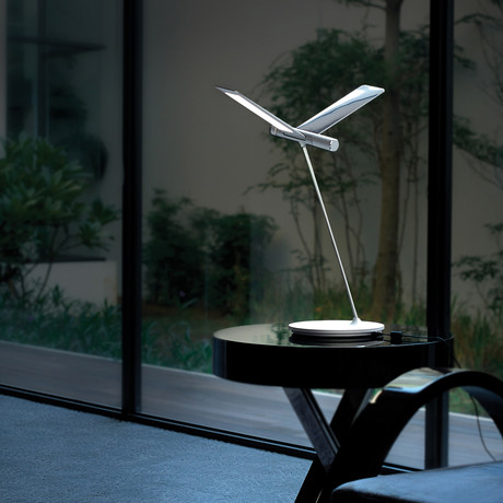 Seagull Table Lamp (Cool White)