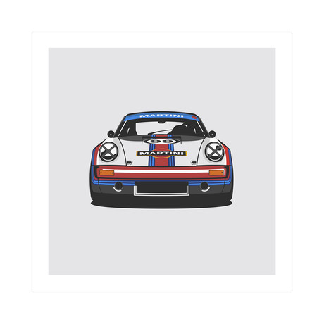 Porsche RS Martini