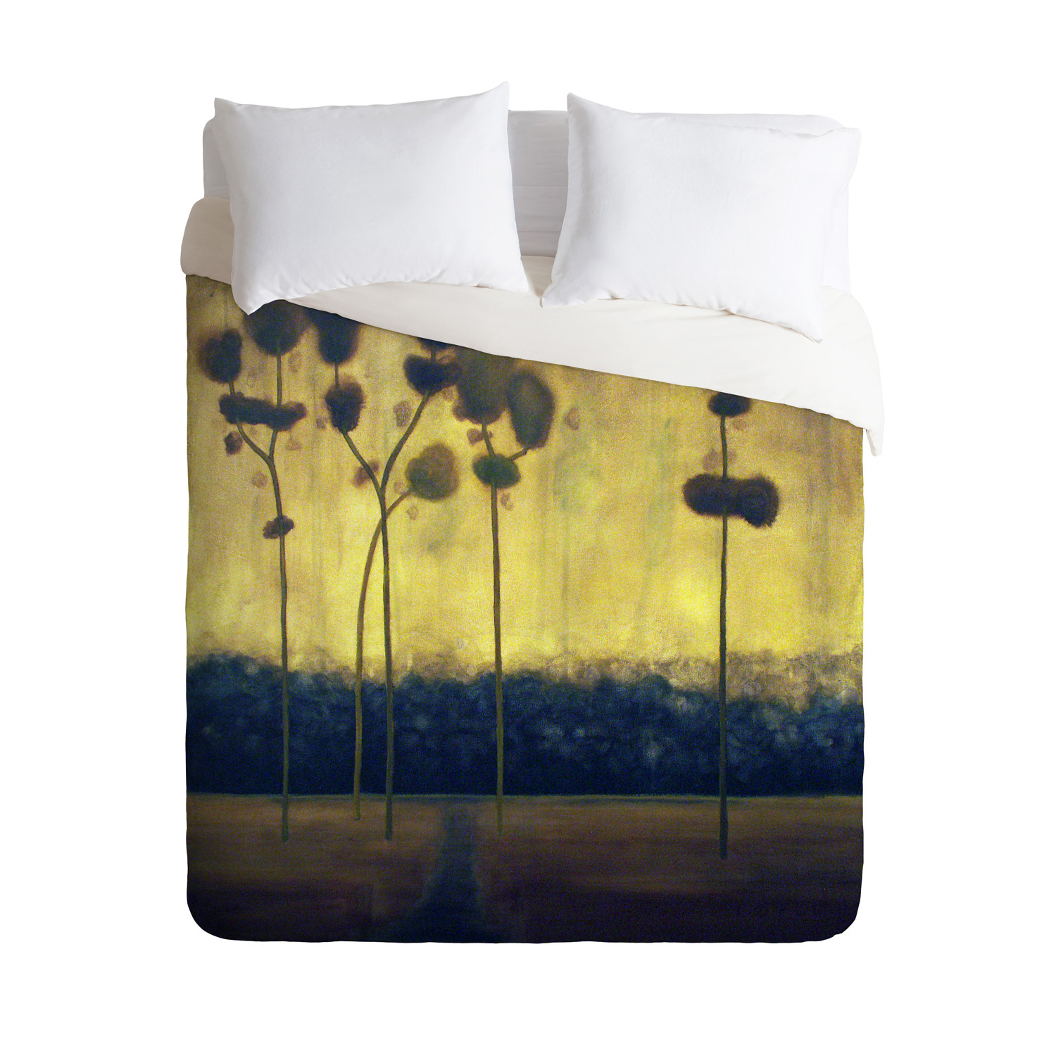 Tree Study Ten Duvet Cover Twin Conor O Donnell For