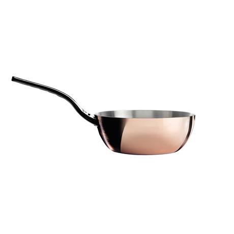 "Prima Matera // Induction Conical Saute Pan (7.8"" Diameter)"