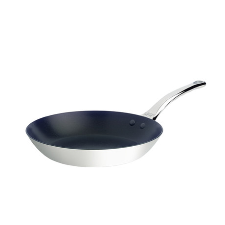 "Affinity // Non-Stick Stainless Steel Frying Pan (9.36"" Diameter)"