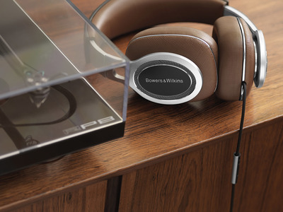Photo of Bowers & Wilkins Stunning Speakers + Headphones P9 Signature by Touch Of Modern