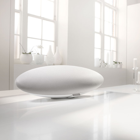Zeppelin Wireless Speaker (White)
