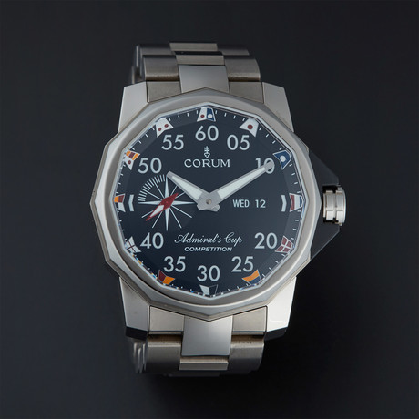 Corum Admiral's Cup Competition 48 Automatic // 947.931.04/V700 AN12 // Store Display