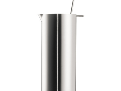Stelton Kitchen + Beyond Arne Jacobsen // Martini Mixer + Mixer Spoon