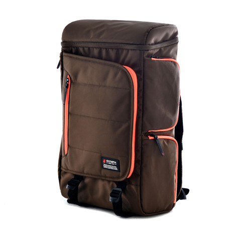 Einstein Backpack (Brown)