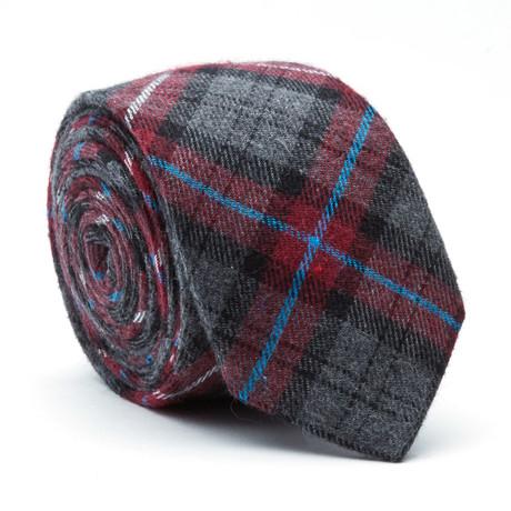Skinny Tie // Wool Winter Vibe