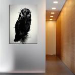 """The Owl (12""""W x 18""""H x 0.75""""D)"""