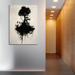 """Last Tree Standing (12""""W x 18""""H x 0.75""""D)"""