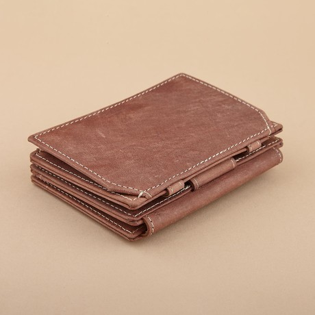 Magistrale RFID Coin Magic Wallet
