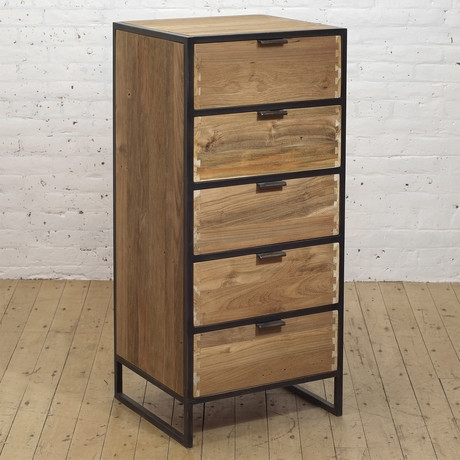 Tinker Dresser // 5 Drawers