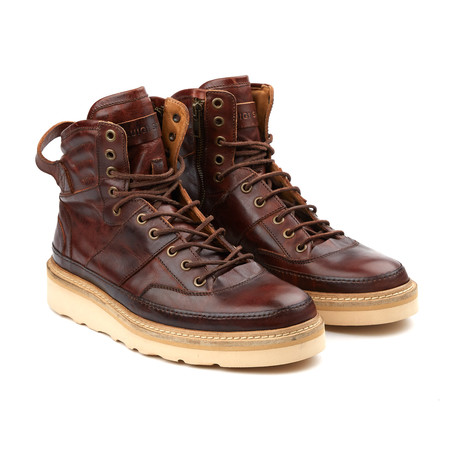 The Domenico Boot // Brown