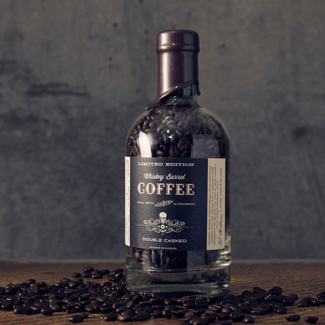 Whiskey Barrel Coffee // Port Barrel Finished // Double Casked Coffee Beans