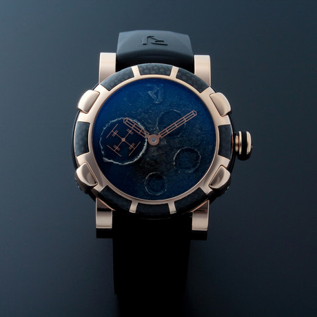 Romain Jerome Titanic DNA Moon Dust Automatic // Limited Edition // MG.F2.22BB.00 // c.2015 // Unwor...