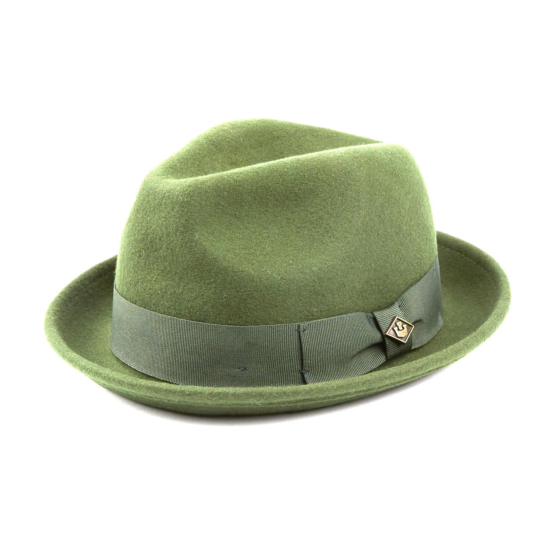 Goorin Bros.    Rude Boy Fedora    Green (S) - Goorin Bros. - Touch ... d9521d6f4db