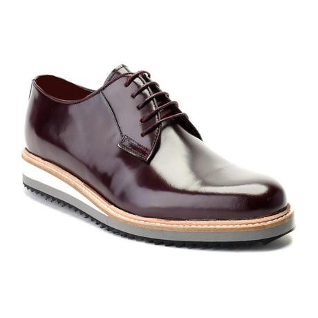 Plain Dress Shoe // Brown