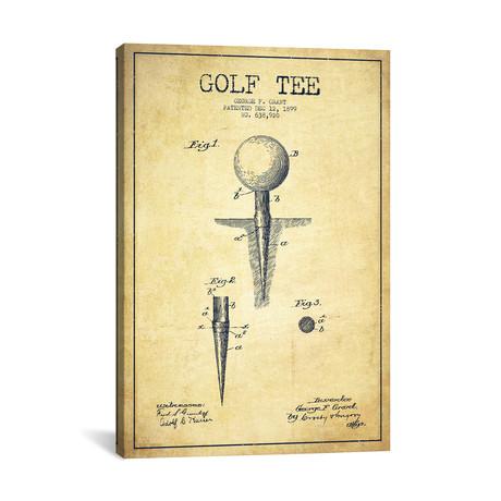 Golf Tee // Vintage