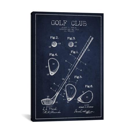 Golf Club // Navy Blue