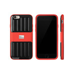 Powell Phone Case // Red (iPhone 6/6s Plus)