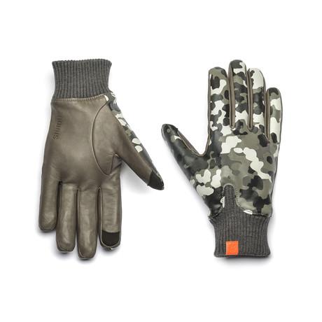 Logan Glove // Wolf Grey Camo (Small)