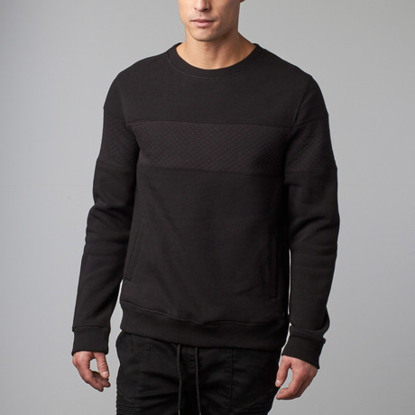 Foster Sweater // Black