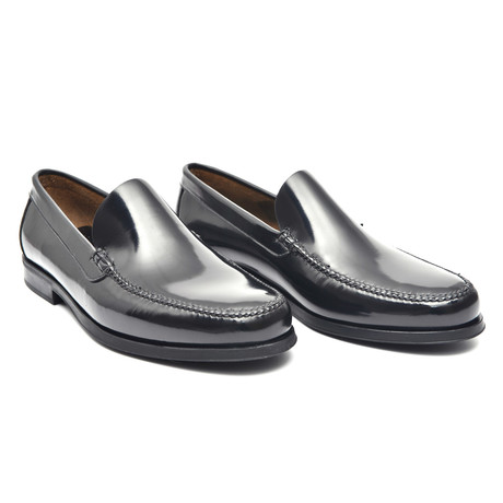 Classic Loafer // Black