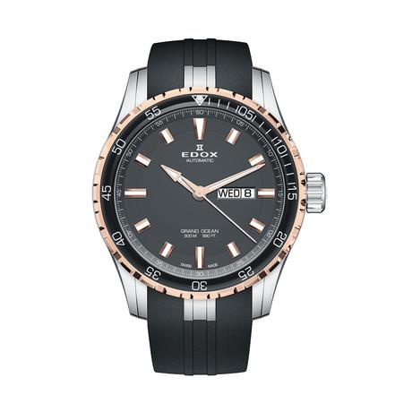 Edox Grand Ocean Day Date Automatic // 88002 357RCA NIR