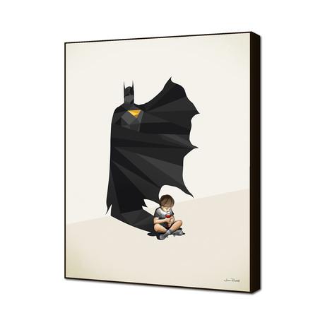 """Gotham Shadows (16""""W x 20""""H x 0.2""""D)"""