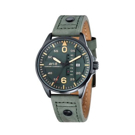 Avi-8 Hawker Harrier II Quartz // AV-4003-04