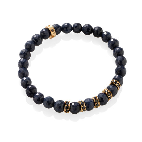 Gold + Sapphire Bracelet