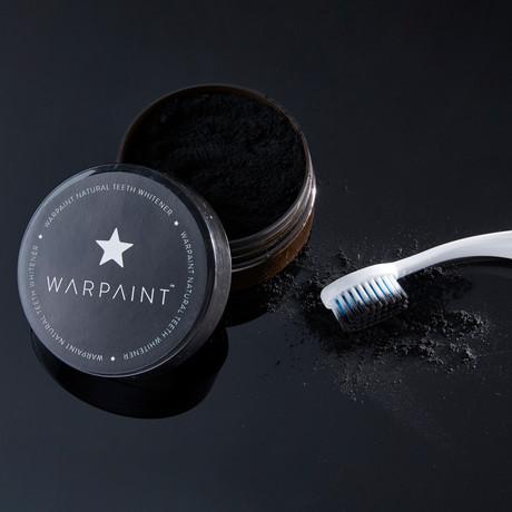 WARPAINT // Natural Teeth Whitener