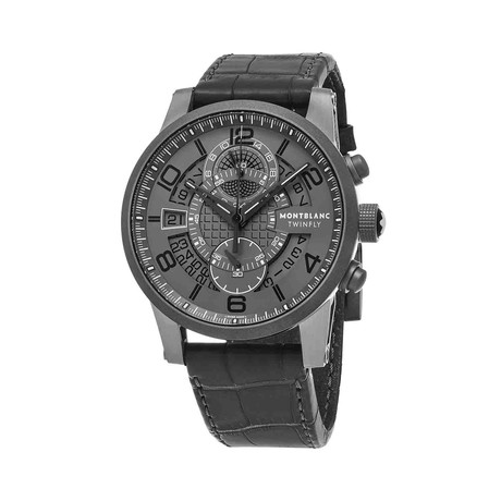 Montblanc Timewalker TMW Flyback Automatic // 107338