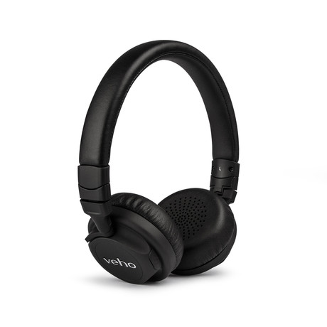 ZB-5 // On-Ear Wireless Bluetooth Headphones