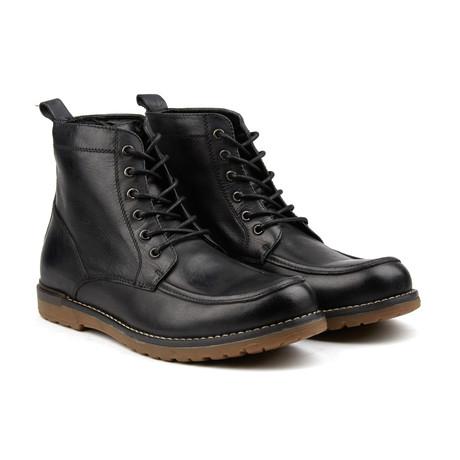 Rake Desert Boot // Black (US: 8)