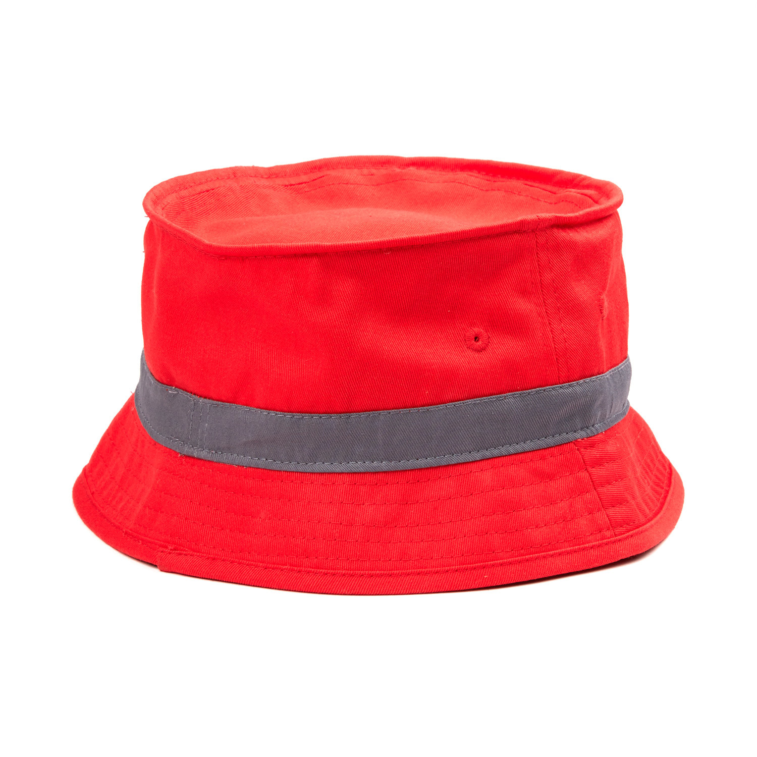 Faux Leather Hip Hop Plain Solid Color Bucket Hat - Fedora ...  |Red Bucket Hat