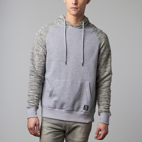 Griffin Hoodie // Gray Heather (S)