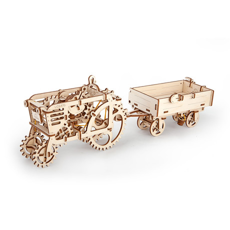 Tractor + Trailer