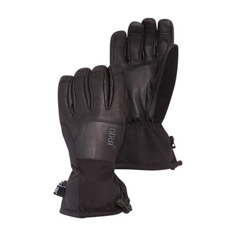 Spike Gauntlet Glove // Black