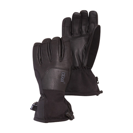Spike Gauntlet Glove // Black (M)