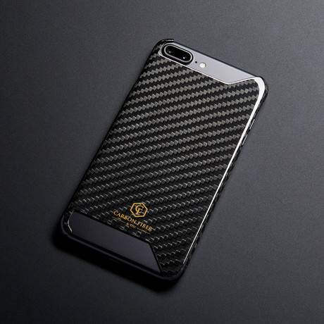 Carbon Fiber iPhone Case // Gloss (iPhone 6/6s)