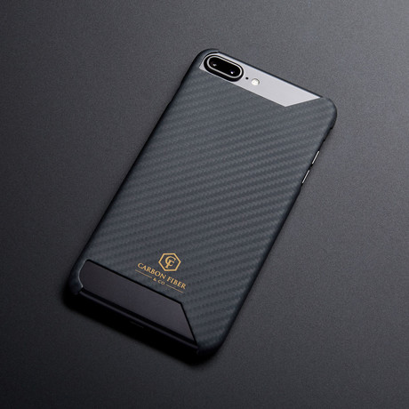 Carbon Fiber iPhone Case // Matte (iPhone 6/6s)