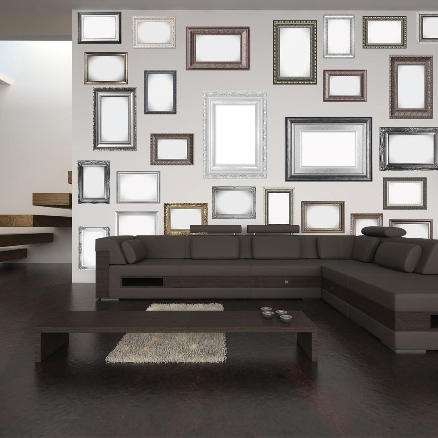 Creative collage frames 1 wall murals touch of modern creative collage frames amipublicfo Choice Image