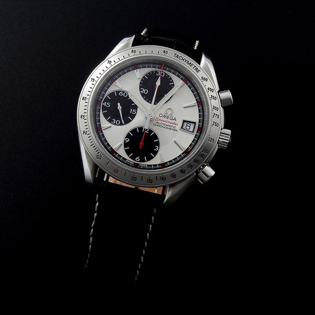 Omega Speedmaster Sport Date Automatic // 38186 // c.2000's // Pre-Owned