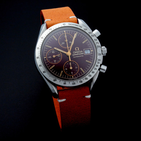 Omega Speedmaster Date Automatic // Special Edition // 38117 // c.2000's // Pre-Owned