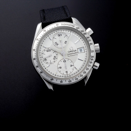 Omega Speedmaster Date Automatic // 35138 // c.1990's // Pre-Owned