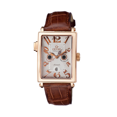 Gevril Avenue Of Americas Serenade Automatic // 5150R // New
