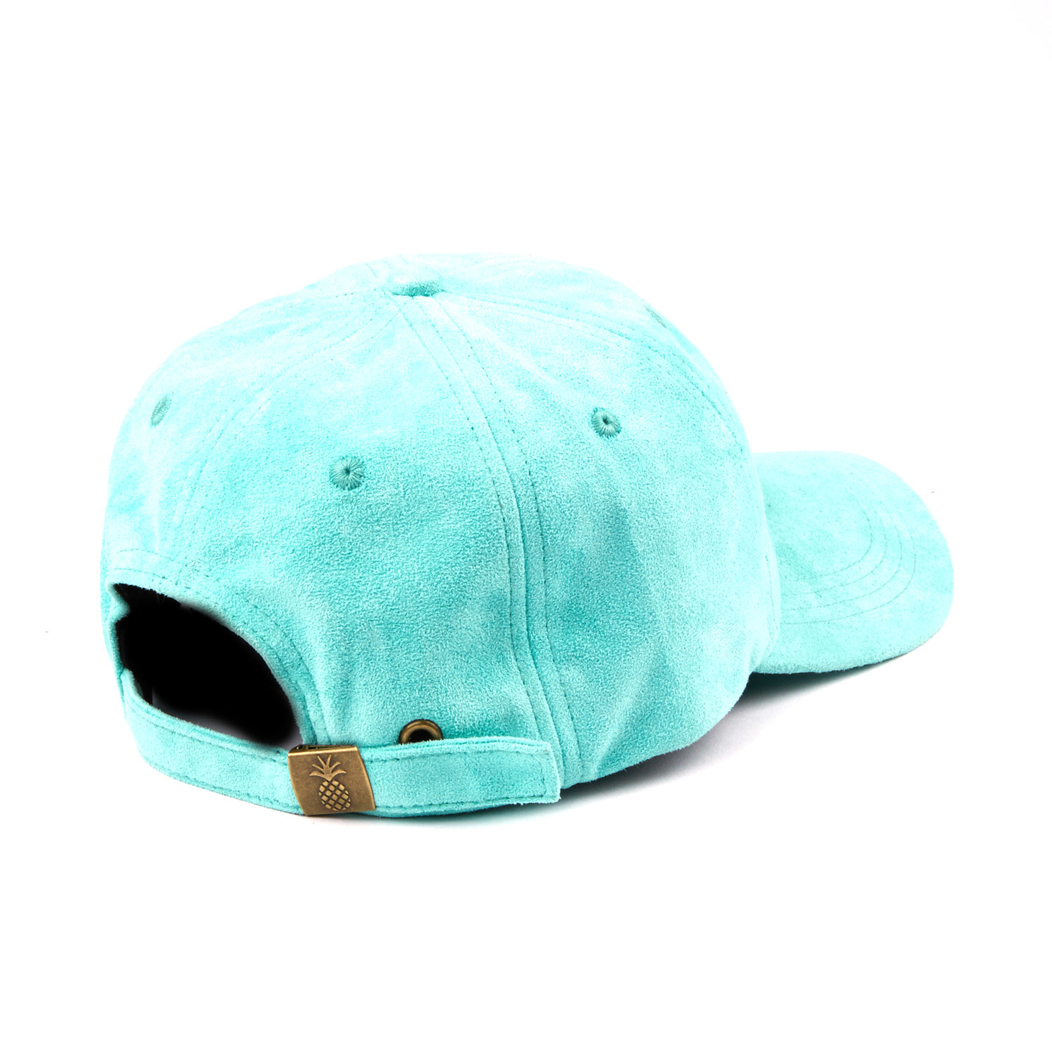 Pineapple Suede Dad Hat    Mint - Qilo NYC FASHION - Touch of Modern 1fb5778e502